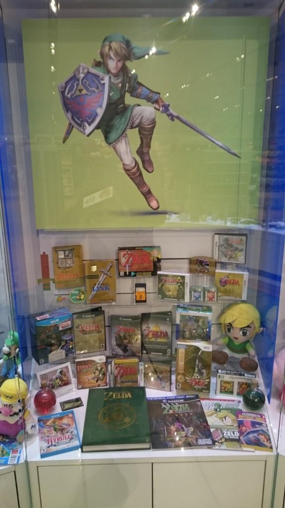 Link display
