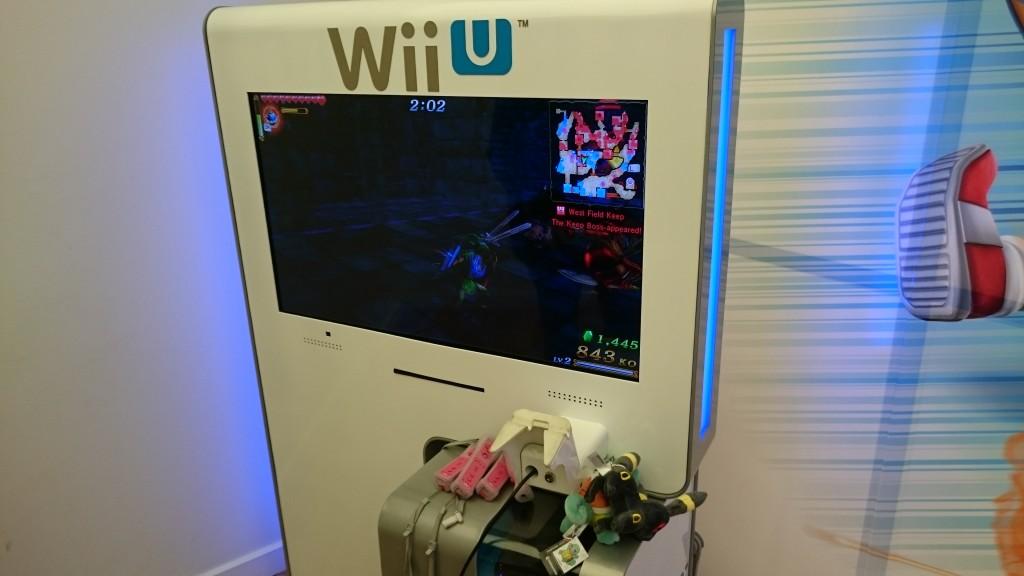 Wii U Demo Unit